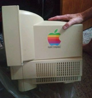 Apple Macintosh All In One 1995 M3827 Lc550 Computer System Printer Ink