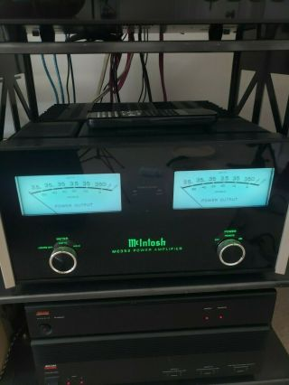 McIntosh MC352 2 - channel amplifier or Mono Block LED Meter Lamps bulbs 2