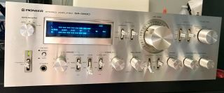 Pioneer Sa - 9800 Integrated Stereo Amplifier