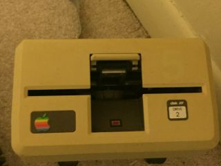 Apple III 256K with Monitor and External Floppy Drive and 11