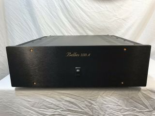 Belles 350a Stereo Power Amplifier