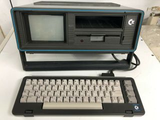 Commodore SX - 64 Executive Computer COMPLETE 4