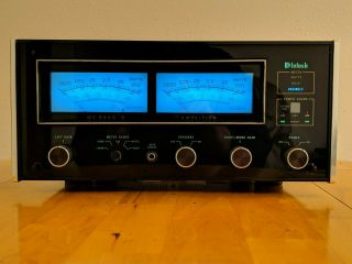 Mcintosh Mc2255 S Solid State Power Amp.
