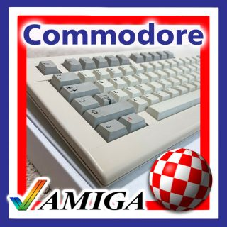 Mechanical Cherry Commodore Amiga A2000; A3000 Keyboard