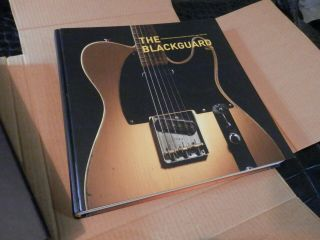 The Blackguard 1283 History Of The Early Fender Telecaster By Nacho Banos