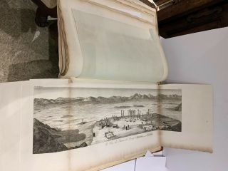 1811 : Large Folio Chardin Atlas Volume - Persia And Orient - Handsome Plates