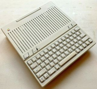 Apple Iic Plus A2s4500 Computer - Great