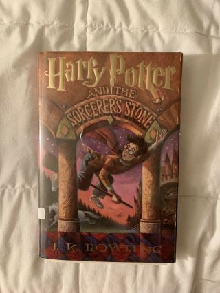 1998 - Harry Potter And The Sorcerer