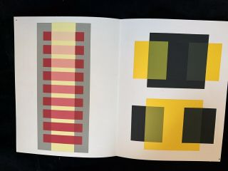 Joseph Albers Interaction Of Color First Ed 1963 The COMPLETE SET Ltd Ed Prints 11