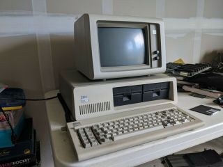 Ibm 5150 Pc 1981 Revision A