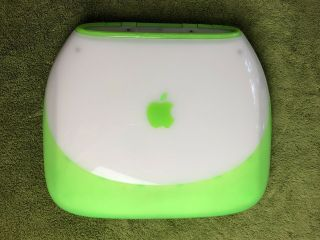 "Apple Ibook G3 ""keylime"" 366mhz"