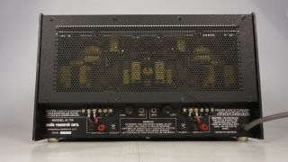 Audio Research D - 79 Vacuum Tube Stereo Power Amplifier - AS - IS 8