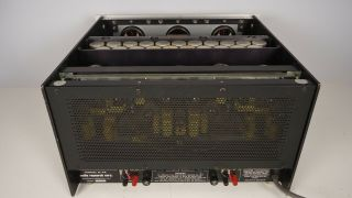 Audio Research D - 79 Vacuum Tube Stereo Power Amplifier - AS - IS 9