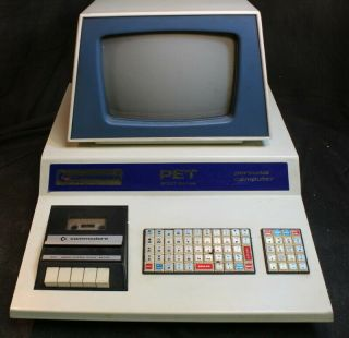 Commodore Pet 2001 Series Personal Computer -