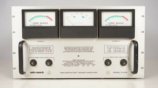 Audio Research D - 350 Stereo Power Amplifier - As - Is - 350 Watts Per Channel