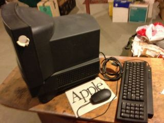 Black Apple Macintosh