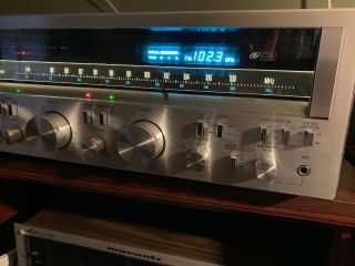 Sansui G - 7700 Stereo Receiver All Pro Serviced