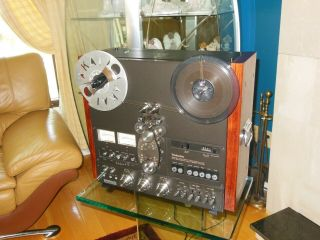 Technics Rs - 1700 Reel - To - Reel