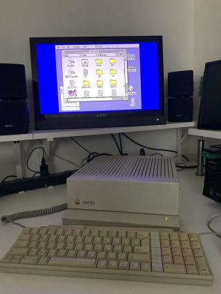 Apple Iigs - Cffa 300 - Vidhd - 4 Mb Ram Card