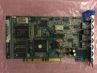 Ibm 95f1288 M - Acpa/a Microchannel Sound Card Mca