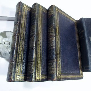 1821 Fore Edge Paintings: - Tower Of London;windsor Castle;st.  Pauls/3 Cowper Poems