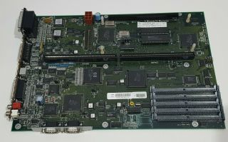 Amiga 4000 Motherboard / Mainboard And Daughter Board. ,  No Video Output