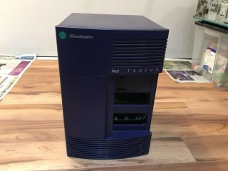 Silicon Graphics Iris Indigo.  Not.