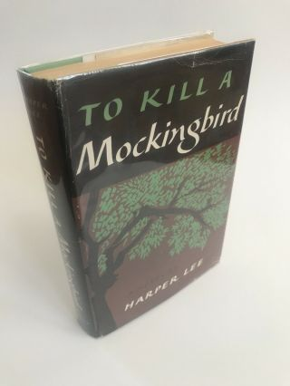 Harper Lee - To Kill A Mockingbrid - First Edition Second Impression