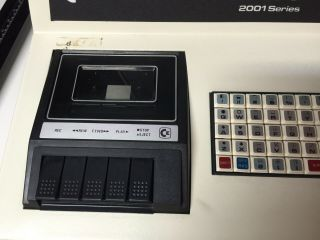 Commodore PET 2001 - 8 Computer - Chicklet Keyboard & Cassette - 5