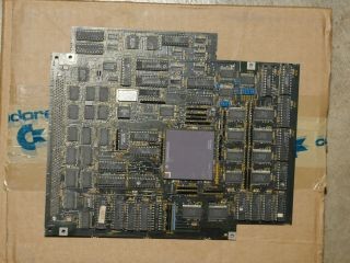 Amiga 3000 68040 Prototype Cpu Board