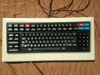 Sperry - Univac 400 Mechanical Keyboard Usb Converted And Restored