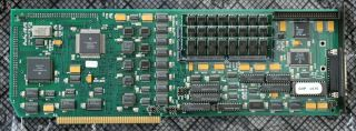 Gvp Combo 030 Rev 4 Accelerator For The Amiga 2000