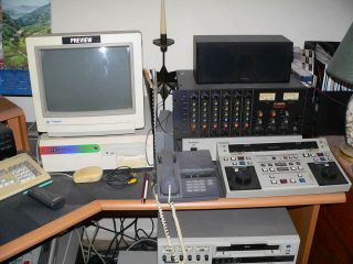 Video Toaster S - Vhs Editing Suite