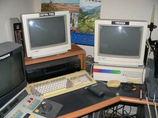 Video Toaster S - VHS Editing Suite 2
