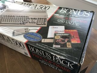 Commodore Amiga 500 -