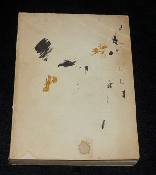 The Black Mountain Review 6 Spring 1956 - Creeley,  Olson,  Duncan & Others