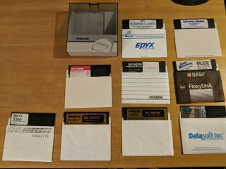 Atari XEGS Game Console,  1050 Disk Drive,  Games,  Accessories,  Boxes BEST ON EBAY 10