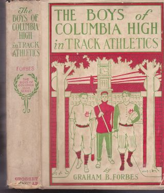 Forbes - Boys Of Columbia High In Track Athletics - - Dj