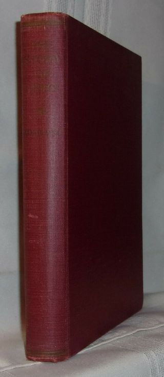 W.  A Chalfant Story Of Inyo 1933 Revised Ed Pioneer History Mormon Hc Map Crime