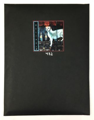 Melinda By Neil Gaiman Signed 1st Limited Edition In Envelope