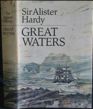 Great Waters Voyage Of Rss Discovery 1925 - 7 Hardy South Atlantic Antarctic Whale