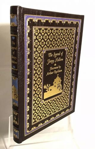 Easton Press Leather Bound The Legend Of Sleepy Hollow Collectors Edition 22k