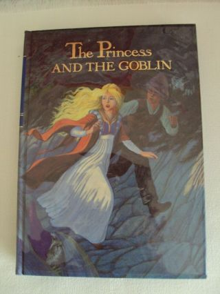 "Illustrated Junior Library "" The Princess And The Goblin "" Children"