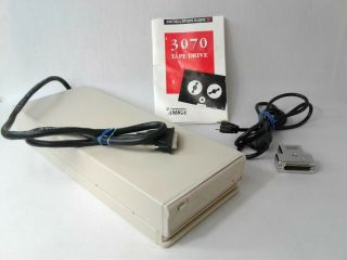 Commodore Amiga 3070 150MB External Tape Streamer For A3000 Family 3