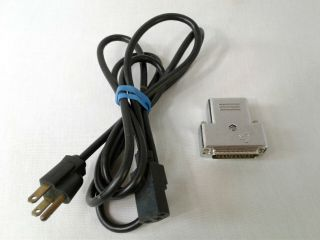 Commodore Amiga 3070 150MB External Tape Streamer For A3000 Family 9