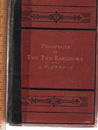 Prospects Of The Ten Kingdoms Of The Roman Empire Considered : Newton
