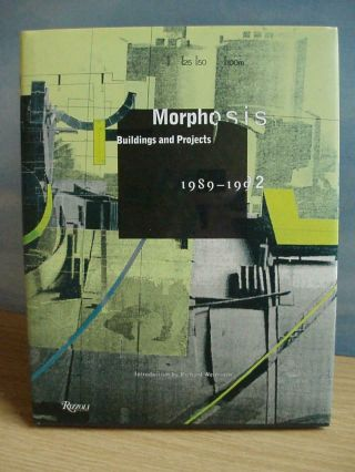 Morphosis Buildings And Projects 1989 - 1992 - Hardback