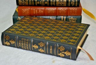 The Three Musketeers Alexandre Dumas Easton Press Collector