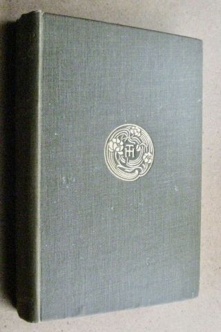 Thomas Hardy Winter Words In Various Moods & Metres 1st Ed 1928