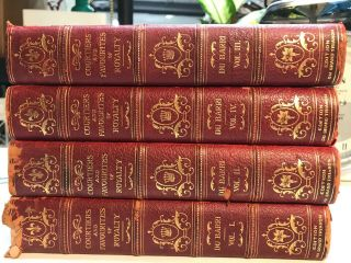 Memoirs Of Madame Du Barri,  Covers Worn Limited Edition.  243/1000 Vol 1 - 4 1903